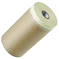 Бумага защитная с малярной лентой 30м в рулоне. арт.2450N, Basic (италия)