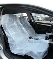 Защитные чехлы для передних сидений (полиэтилен) 1300 х 800 мм
