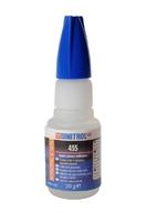 DINITROL®  455/801 20 мл, клей цианакрилатный