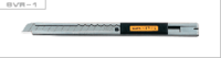 Нож Olfa Silver® . в к-те 3 лезвия 9мм, арт. SVR-2