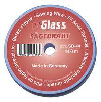 Проволока для срезки стекол витая Ø 0,80 мм. Арт. SD-22 (SD-44), PRO GLASS
