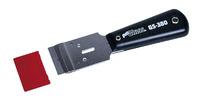 скребок с пластиковой ручкой для 40 мм лезвий, арт.GS-380