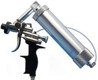 пистолет для нанесения распыляемых  герметиков (MS полимеров) в картриджах 310мл. Артикул PM 2